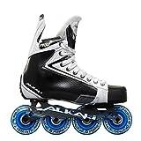 Alkali RPD Shift+ Senior Inline Hockey Skates, 6.0 D
