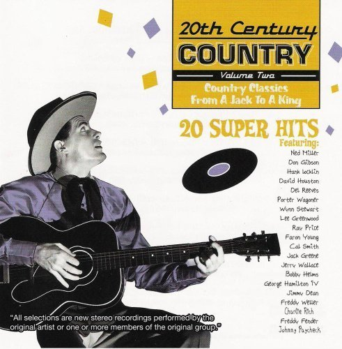 20th Century Country: From a Jack to a King - Vol. 2 by K-tel