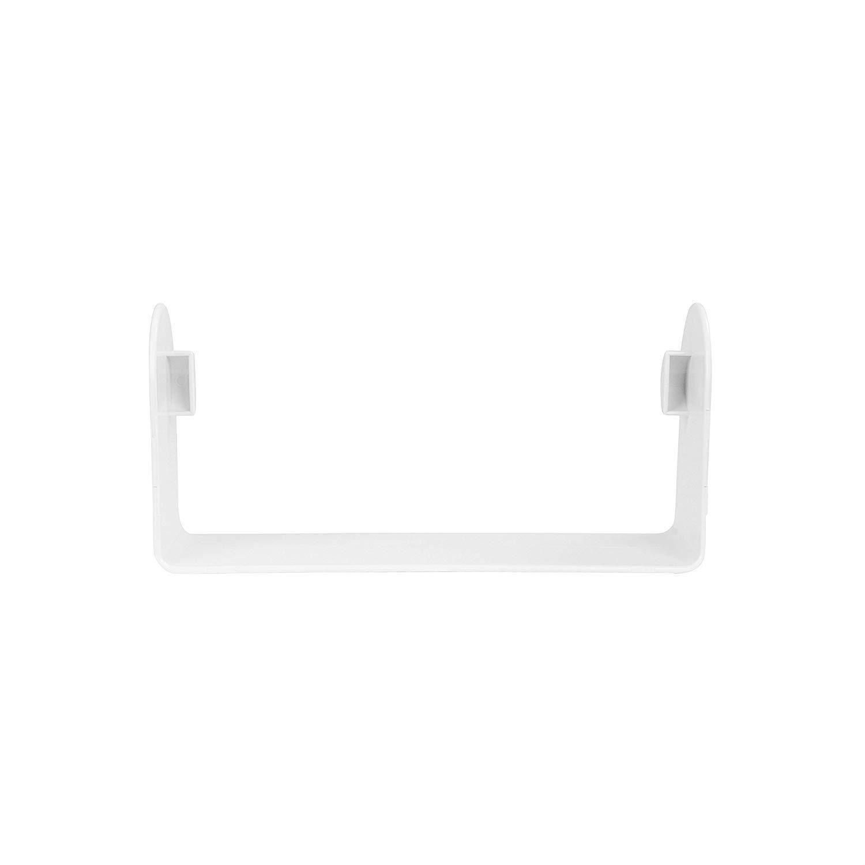 Wei/ß Spectrum 40500 K/üchenrollenhalter magnetisch