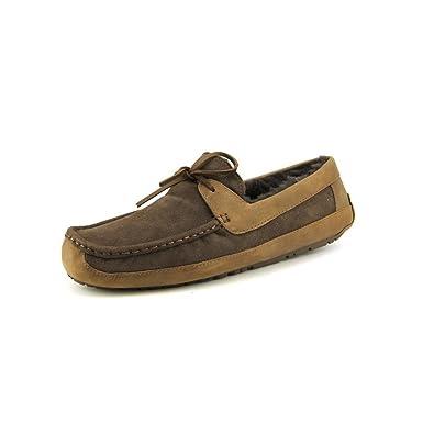 46a9ab8377d UGG AUStralia Men's Byron Slippers,Cappuccino,13 US - 12 UK