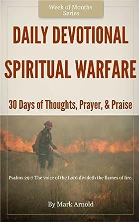 Daily Devotional Spiritual Warfare 30 Days Of Thoughts