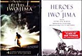 Letters From Iwo Jima The Clint Eastwood Movie , Heroes Of Iwo Jima The A&E Documentary Hosted By Gene Hackman : WWII 2 Pack Gift Set