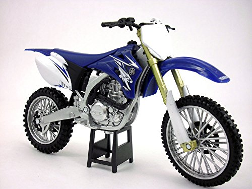 Yamaha YZ-450F Dirt/Motocross 1/12 Scale Motorcycle -
