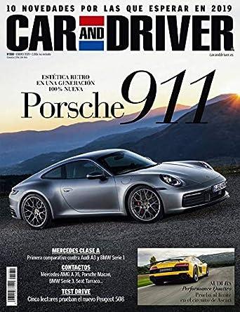 Car And Driver Amazon Com Magazines
