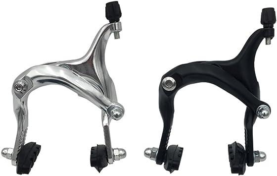 Aluminum Bike U Brake Caliper Front Black