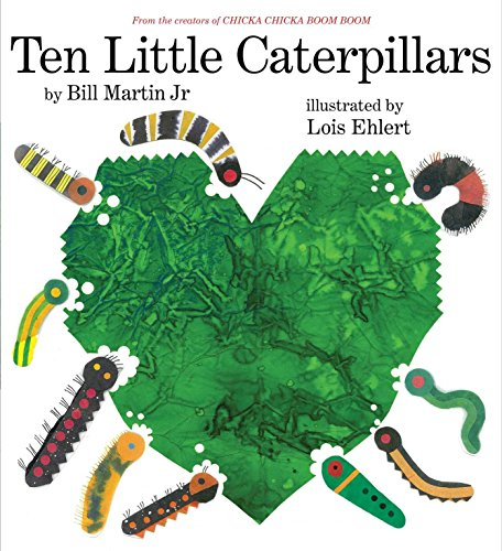 Ten Little Caterpillars - Little Caterpillars Three