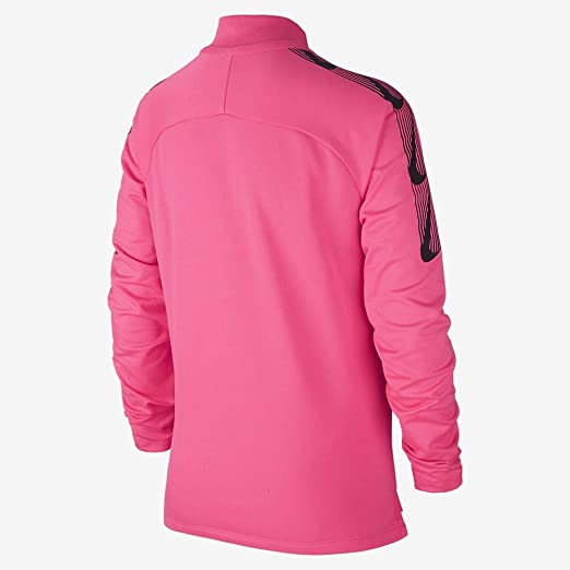 Nike PSG Y Nk Dry Sqd Dril Top Long Sleeved t-Shirt, Unisex niños ...