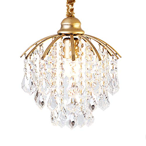 - Chandeliers pendant lights lighting fixtures ceiling lights europe crystal LED energy saving golden railway walkway lights modern bedroom restaurant decor ceiling lighting
