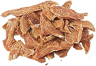 product image for Chicken Breast Strips, 8oz: Chicken Jerky Dog Treats - Grain Free Dog Treats - Healthy Dog Treats - Natural Dog Treats - Dog Treats Made in USA Only