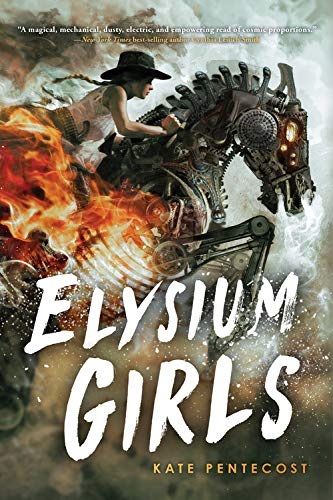 Amazon.com: Elysium Girls (9781368041867): Pentecost, Kate: Books