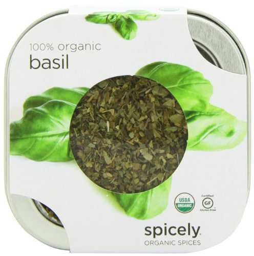 Spicely Organic Basil - Tin by Spicely