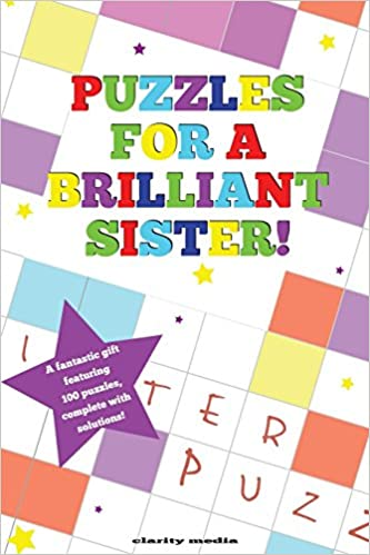 Book Puzzles For A Brilliant Sister