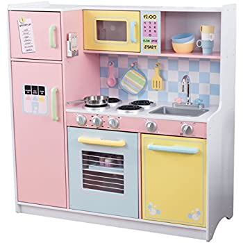 kidkraft large kitchen toys games. Black Bedroom Furniture Sets. Home Design Ideas