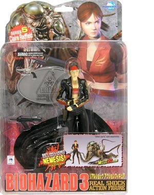 (Resident Evil: Biohazard > Claire Redfield (Leather Jacket) (#5) Action Figure)