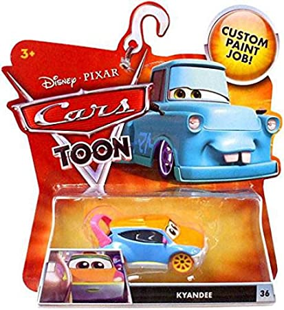 Disney / Pixar CARS TOON 155 Die Cast Car Kyandee