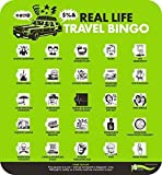 Real Life Travel Bingo-- Finally, a travel game for REAL families!