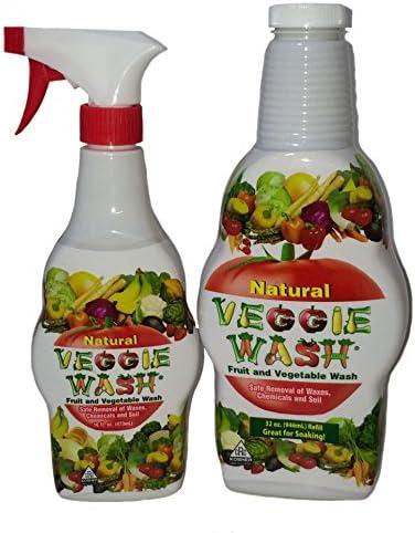 Veggie Wash Natural Vegetable Sprayer product image