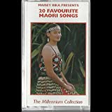 Maisey Rika Presents: 20 Favorite Maori Songs Cassette NM NZ South Pacific