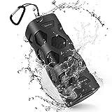 Best Portable Waterproof Speakers - Bluetooth Speakers Portable Speaker Outdoor, Unbreakable, Waterproof, Dustproof Review
