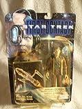"""Star Trek Zefram Cochrane First Contact Action Figure 6"""" 1996 NIB"""