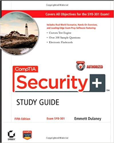 CompTIA Security+ Study Guide Authorized Courseware: Exam SY0-301 5th Edition