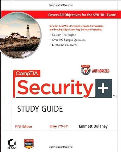 amazon com comptia security study guide authorized courseware rh amazon com comptia a+ study guide pdf 2016 comptia a+ study guide 220-901