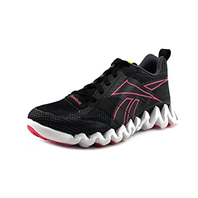 9c2f3844f97 ... Reebok Footwear Womens ZigTech Shark 3.0 EX Running Shoe