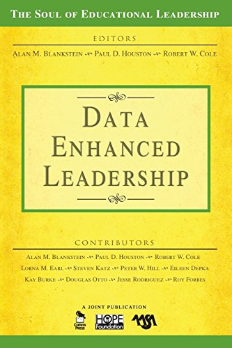 Data-Enhanced Leadership (The Soul of Educational Leadership Series)