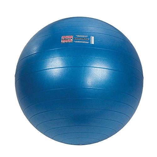 Power Systems VersaBall Stability Ball, 55cm, Glacier Blue (80016)