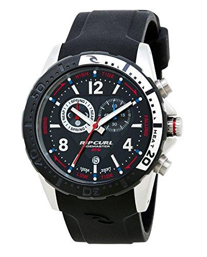 Rip Curl Raglan Tidemaster Men's Watch Silicone (Tidemaster Tide Watch)