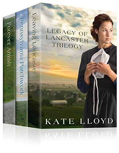 The Legacy of Lancaster Trilogy by [Lloyd, Kate]
