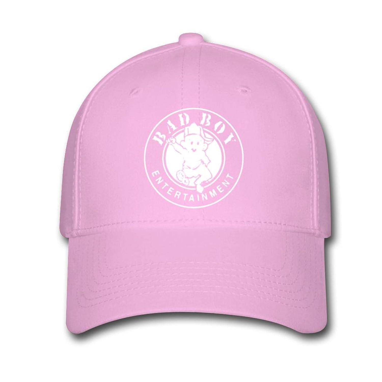 Puff Daddy Bad Boy Entertainment Logo Opeeda Adjustable Baseball Caps For Men/Women