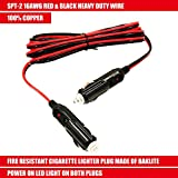 MOTOPOWER MP69000A 10FT 16AWG Heavy Duty Male to