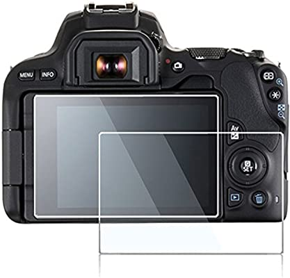 Protector de Pantalla para Canon EOS Rebel SL2 200d Kiss X9 Cámara ...