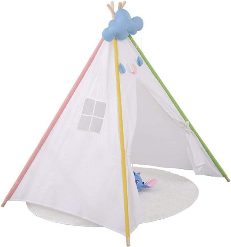 Topashe Tienda de campaña Infantil Portable,Tienda de Picnic, decoración de Habitaciones Toy House-L,Tienda de campaña Regalo para Niños P