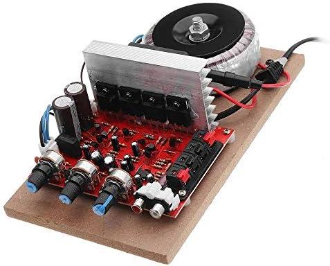 ZHANGJINPING 200W 220V ad Alta Potenza Amplificatore di Effetto di Campo Transistor Anteriore e Posteriore Stadio Amplificatore Scheda di Alimentazione Hi-Fi