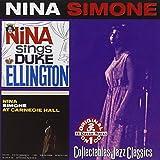 Sings Duke Ellington / At Carnegie Hall