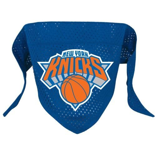 Hunter MFG New York Knicks Mesh Dog Bandana, Small