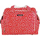 Ju-Ju-Be Be Prepared Diaper Bag, Scarlet Petals