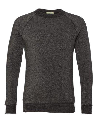 Champ Fleece Sweatshirt - Alternative mens Champ Eco-Fleece Sweatshirt X-Small Eco Black