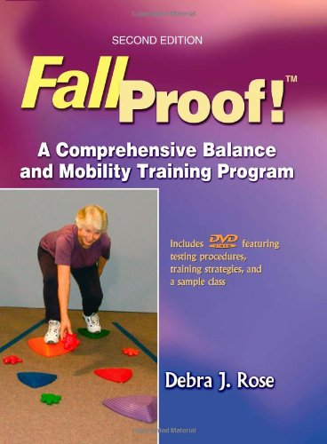 Fallproof! A Comprehensive Balance and Mobility Training Program by Human Kinetics Publishers