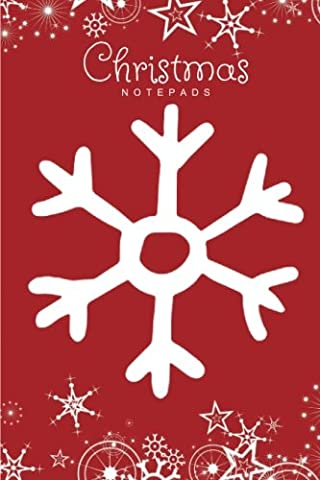 Christmas Notepad: Cute Holiday Designs 4