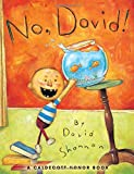 #6: No, David! (David Books)