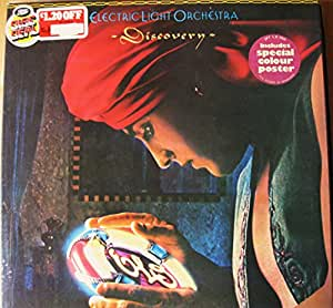 ELECTRIC LIGHT ORCHESTRA Discovery LP 1979 elo