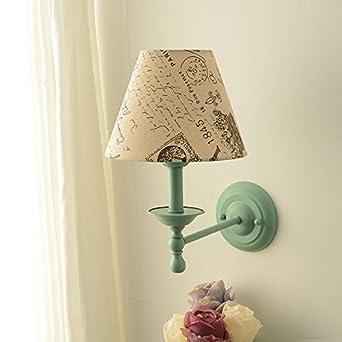 SISANLAI Lampe de Mur Haut Bas applique murale Tête de lit dans le ...