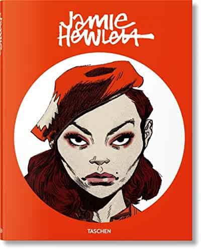 Jamie Hewlett (Multilingual Edition)