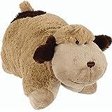 "Signature Snuggly Puppy Pillow Pet - 18"" Stuffed Animal Plush Toy"