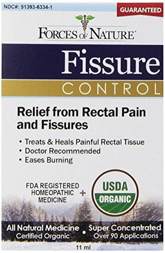 Forces of Nature Fissure Control, 11ml