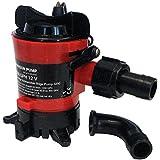 Johnson Pump 500 GPH Bilge Pump 3/4 Hose 12V Dura Ports 32503