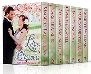 book cover of Love Blossoms